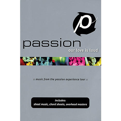 Worship Together Passion - Our Love Is Loud (Worship Together) Sacred Folio Series-thumbnail