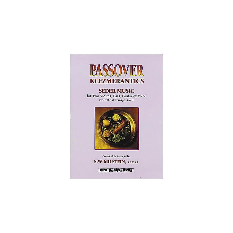 Tara PublicationsPassover Klezmerantics Book