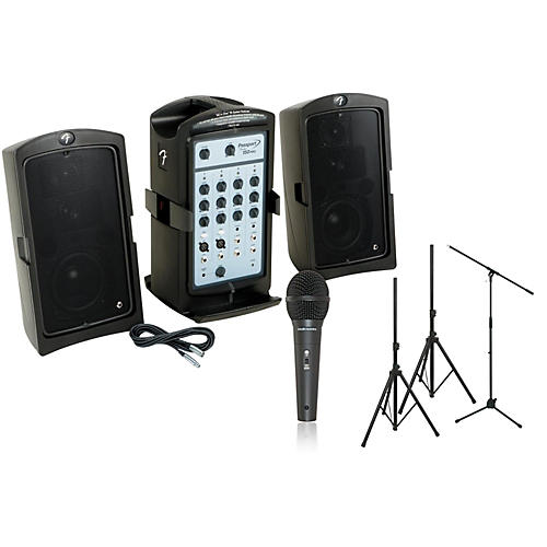Fender Passport 150 Pro PA Package-thumbnail
