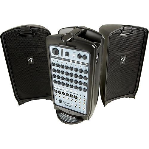 Fender Passport 500 Pro Portable PA System-thumbnail