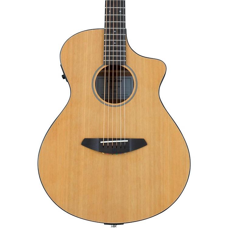 BreedlovePassport Concert Acoustic- Electric GuitarNatural