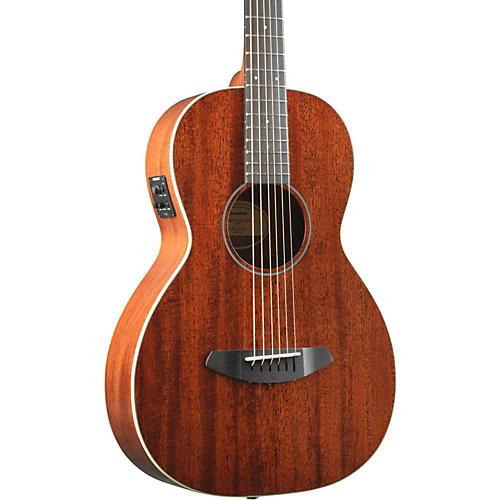 Breedlove Passport Mahogany Top Parlor Acoustic-Electric Guitar-thumbnail