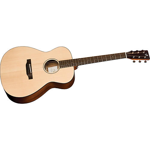 Breedlove Passport OMe FS Acoustic-Electric Guitar Factory