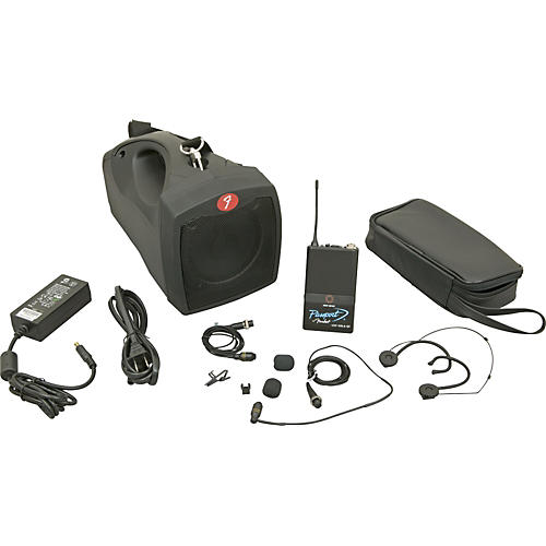 Fender Passport P-10WE Wireless Executive System - Channel 9A-thumbnail