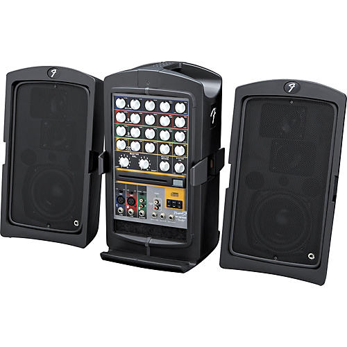 Fender Passport PD-150 Plus Portable Sound System-thumbnail