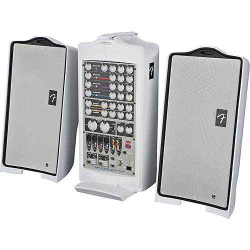 Fender Passport PD-250 Limited Edition White Portable Sound System