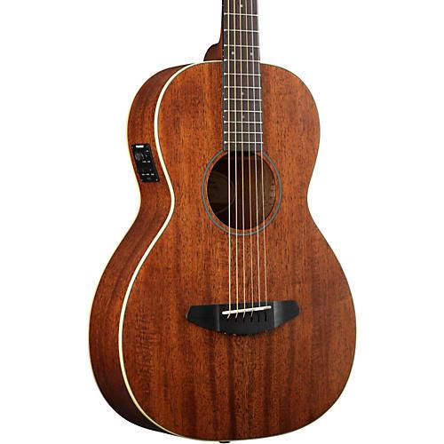 Breedlove Passport Parlor Satin Mahogany Acoustic-Electric Guitar-thumbnail