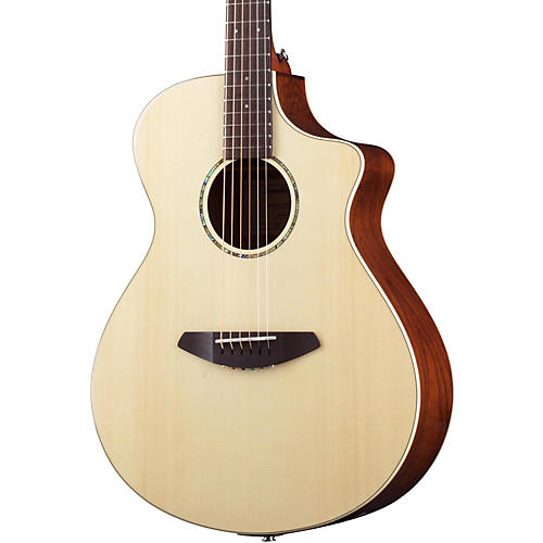 Breedlove Passport Plus Concert Acoustic-Electric Guitar Natural