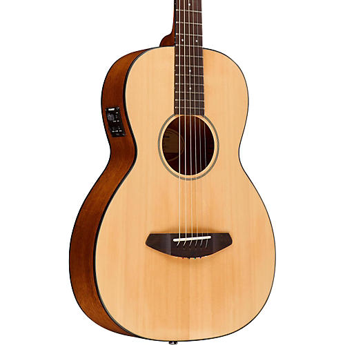 Breedlove Passport Spruce Top Parlor Acoustic-Electric Guitar-thumbnail