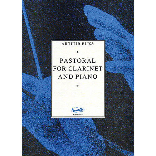 Novello Pastoral for Clarinet and Piano Music Sales America Series-thumbnail