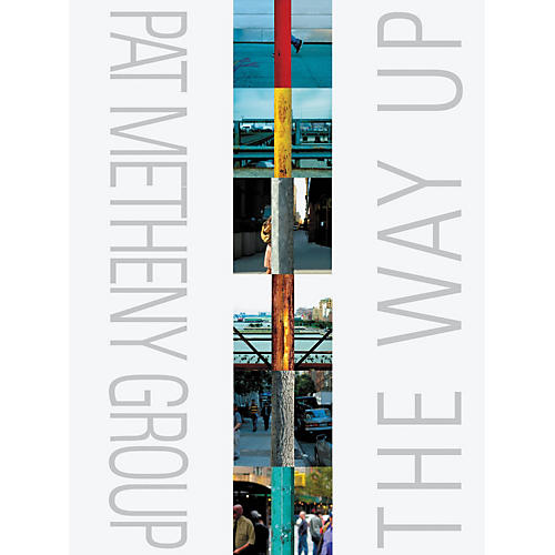 Hal Leonard Pat Metheny - The Way Up - Transcribed Score Book