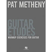 Hal Leonard Pat Metheny Guitar Etudes - Warmup Exercises For Guitar