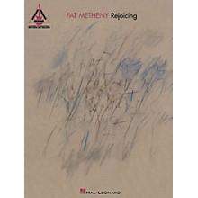 Hal Leonard Pat Metheny Rejoicing Guitar Tab Songbook