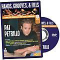 Visual Music Media Pat Petrillo Hands, Grooves & Fills (DVD and Book)  Thumbnail