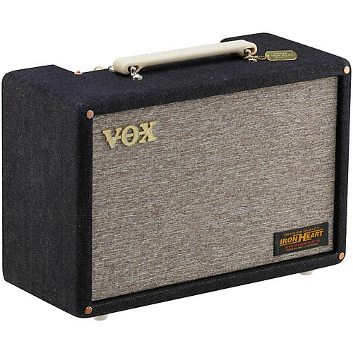 vox pathfinder 10 10w 1x6 5 limited edition denim mini guitar combo amp musician 39 s friend. Black Bedroom Furniture Sets. Home Design Ideas