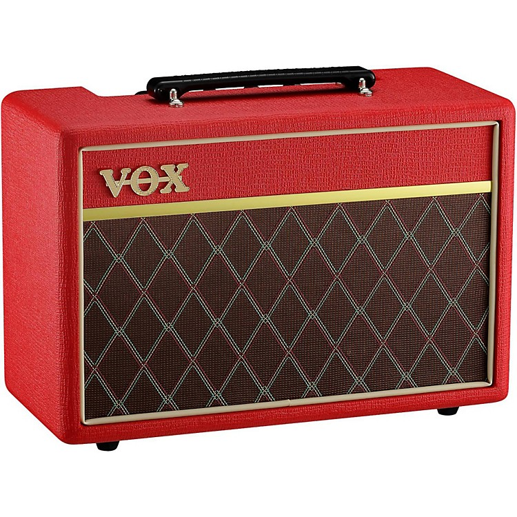 vox pathfinder limited edition classic red 1x6 5 10w guitar combo amp musician 39 s friend. Black Bedroom Furniture Sets. Home Design Ideas