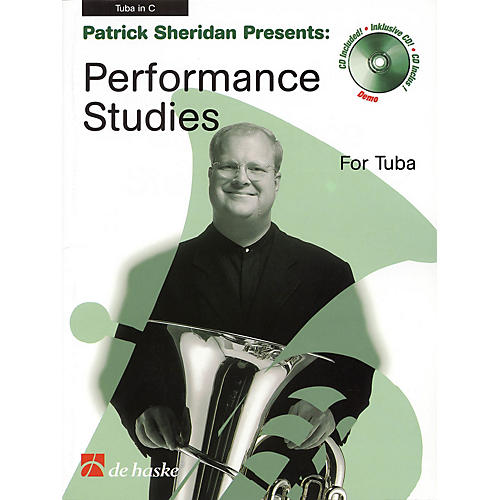 De Haske Music Patrick Sheridan Presents Performance Studies De Haske Play-Along Book Series Written by Patrick Sheridan-thumbnail