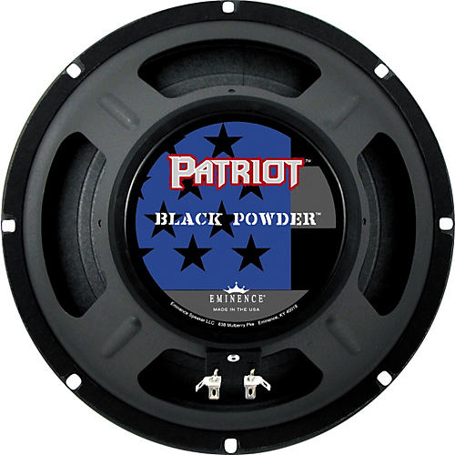 Eminence Patriot Black Powder 12
