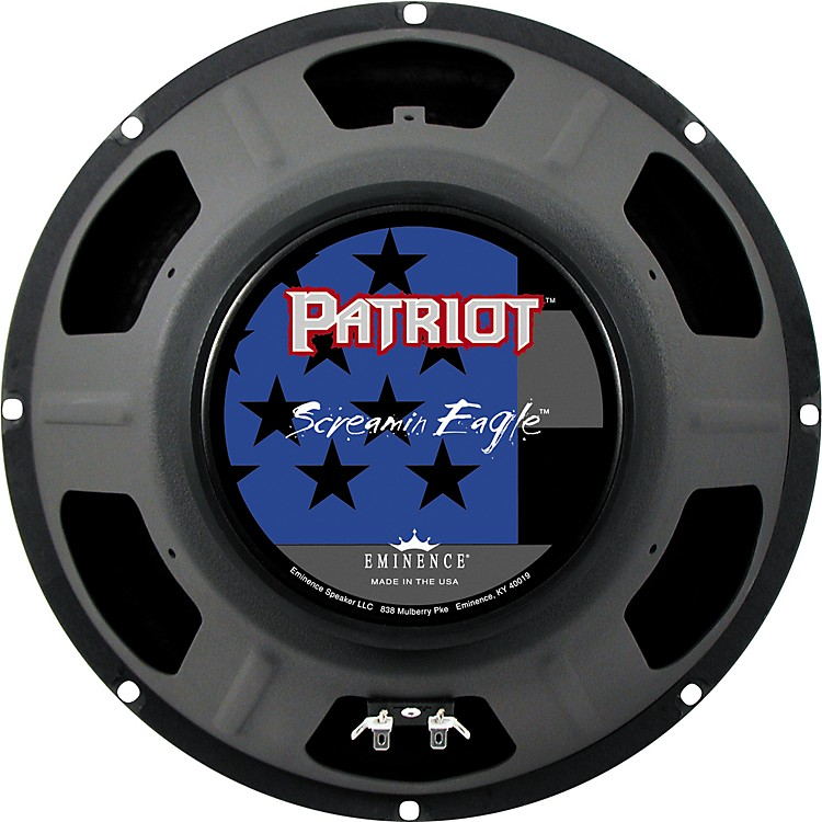 Eminence Patriot Screamin' Eagle 12