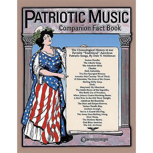 Centerstream Publishing Patriotic Music Companion Fact Book-thumbnail