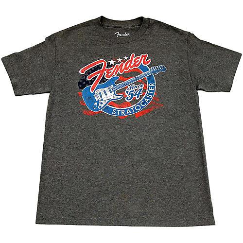 Fender Patriotic Strat T Shirt-thumbnail