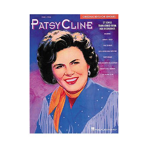 Hal Leonard Patsy Cline Book