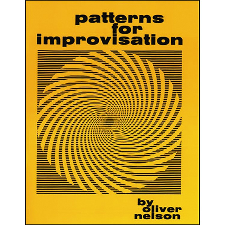 Jamey AebersoldPatterns for Improvisation Book
