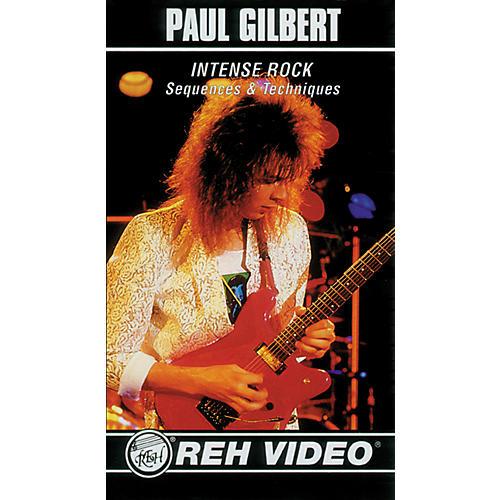 Alfred Paul Gilbert Intense Rock (Video)