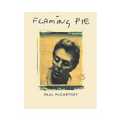 Hal Leonard Paul McCartney - Flaming Pie Piano, Vocal, Guitar Songbook