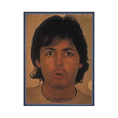Hal Leonard Paul McCartney - McCartney II Piano, Vocal, Guitar Songbook-thumbnail