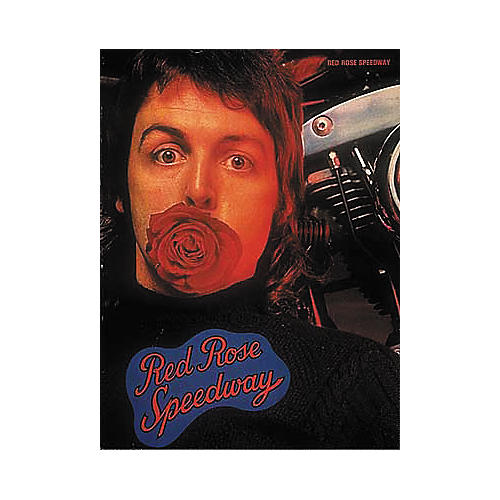 Hal Leonard Paul McCartney - Red Rose Speedway Piano, Vocal, Guitar Songbook-thumbnail