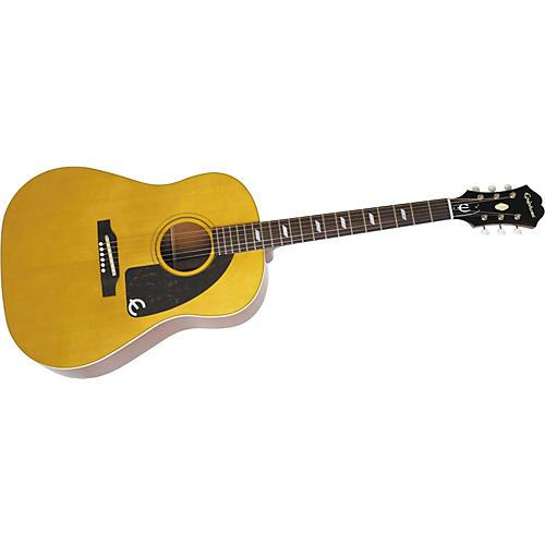 Epiphone Paul McCartney 1964 USA Texan Autographed Acoustic Guitar