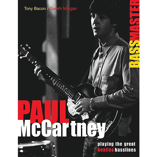 Backbeat Books Paul McCartney Bass Master