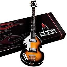 Axe Heaven Paul McCartney Original Violin Bass Miniature Guitar Replica Collectible