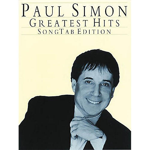 Music Sales Paul Simon - Greatest Hits Music Sales America Series Softcover Performed by Paul Simon-thumbnail