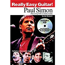 Music Sales Paul Simon - Really Easy Guitar! Music Sales America Series Softcover with CD Performed by Paul Simon