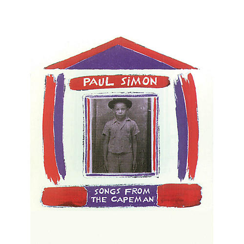 Music Sales Paul Simon - Songs from the Capeman Music Sales America Series Softcover Performed by Paul Simon-thumbnail