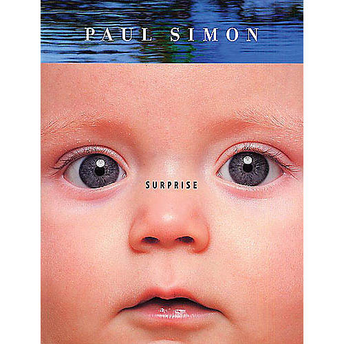 Music Sales Paul Simon - Surprise Music Sales America Series Softcover Performed by Paul Simon-thumbnail