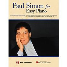 Hal Leonard Paul Simon For Easy Piano