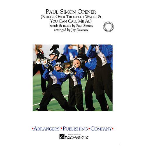 Arrangers Paul Simon Opener Marching Band Level 2.5 by Paul Simon Arranged by Jay Dawson-thumbnail