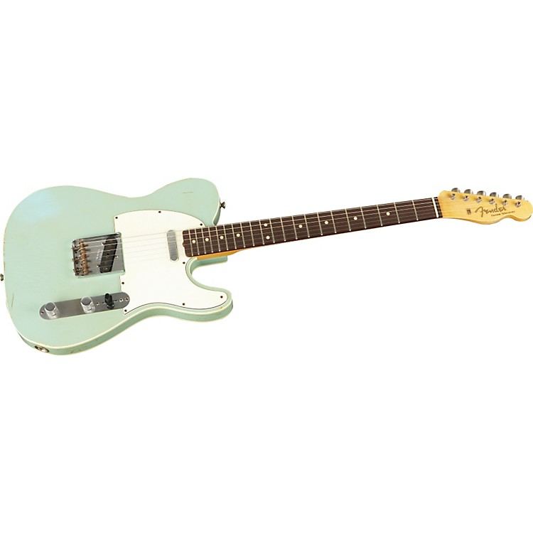 Fender Custom ShopPaul Weller Masterbuilt 1960 Telecaster Custom Relic Electric Guitar