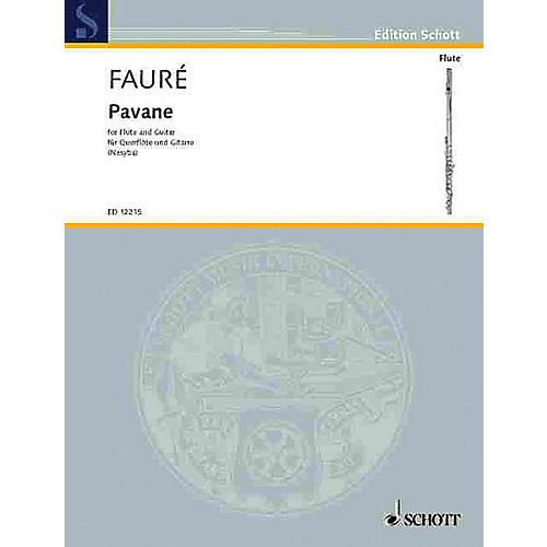 Schott Pavane Schott Series Composed by Gabriel Fauré-thumbnail