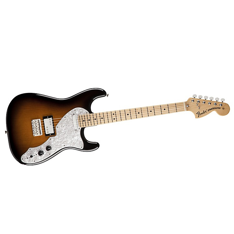 Fender Pawn Shop '70s Stratocaster Deluxe Electric Guitar 2-Color Sunburst Maple Fingerboard