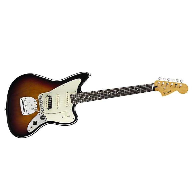 FenderPawn Shop Jaguarillo Electric Guitar3 Color SunburstRosewood Fingerboard
