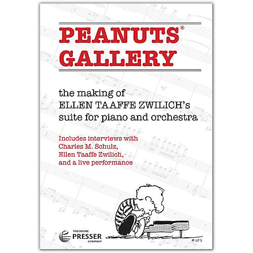 Carl Fischer Peanuts Gallery-DVD-thumbnail