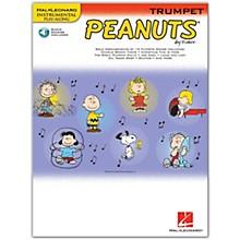 Hal Leonard Peanuts for Trumpet - Instrumental Play-Along Book/CD