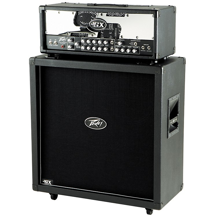 peavey peavey joe satriani signature jsx 100w all tube half stack musician 39 s friend. Black Bedroom Furniture Sets. Home Design Ideas