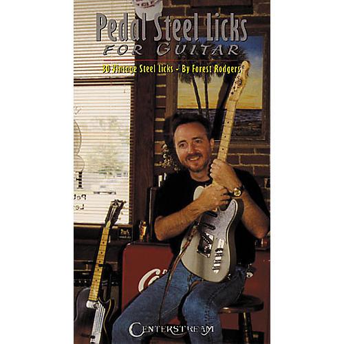 Hal Leonard Pedal Steel Licks for Guitar-thumbnail