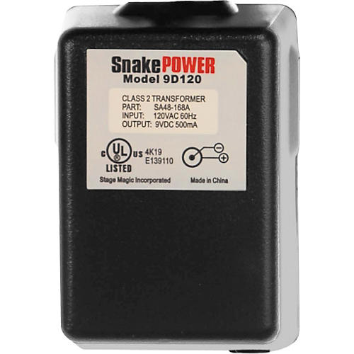 Stage Magic PedalSnake SnakePOWER Supply 9VDC 500mA-thumbnail