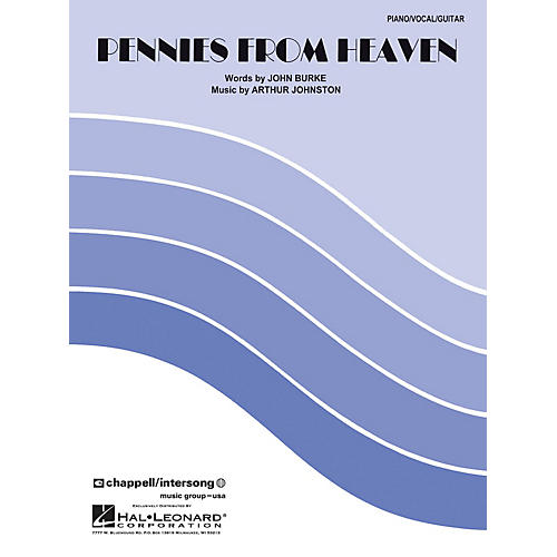 Hal Leonard Pennies from Heaven Piano Vocal Series-thumbnail